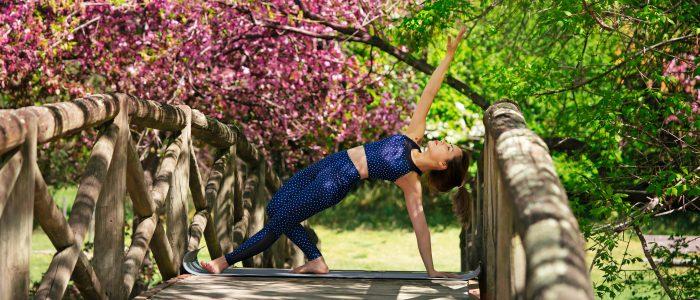 Yoga w Japonii